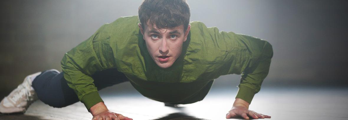 SAMSUNG - IRISH ACTOR PAUL MESCAL STARS IN 'LOCKDOWN'